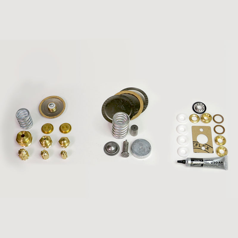 Nozzle Tip & Swirler, Fuel Oil Repair Kits image